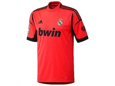 Real Madrid hjemme målmandstrøje 2012/13