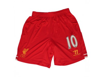 Liverpool hjemme shorts - 10