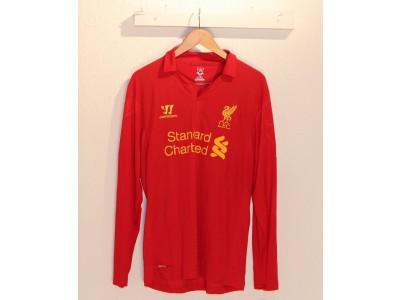 Liverpool home jersey L/S - ALLEN 24