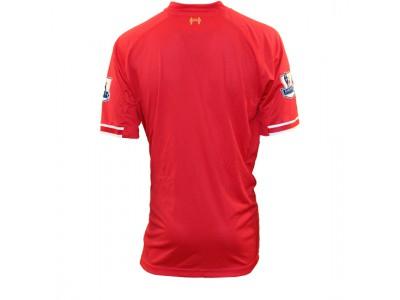 Liverpool hjemme trøje 2013/14 - EPL