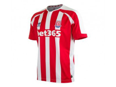 Stoke hjemme trøje 2014/15
