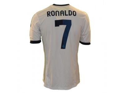 Real Madrid hjemme trøje 12/13 - Ronaldo 7