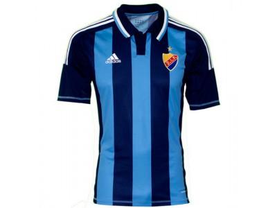 Djurgårdens IF hjemme trøje 2012/14 - DIF