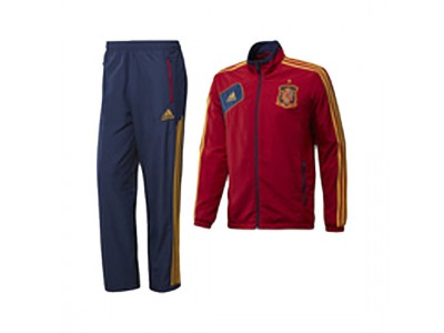 Spanien træningsdragt EM 2012 - børn