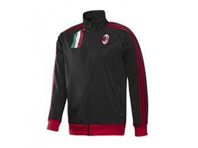 AC Milan track top 2012/13 - sort - børn