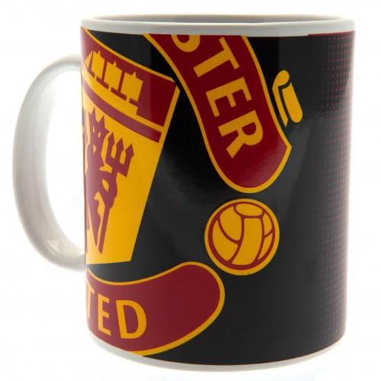 d9b8669e Manchester United FC Mug HT