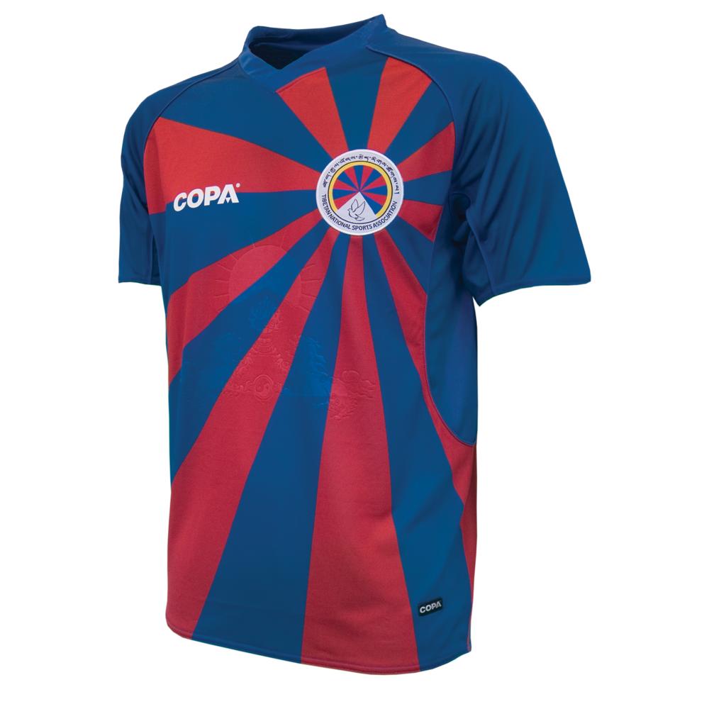 tibet fodboldtrøje