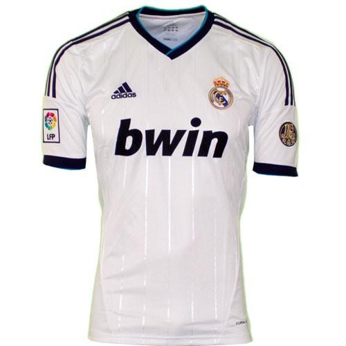 Real Madrid hjemme trøje 201213 børn