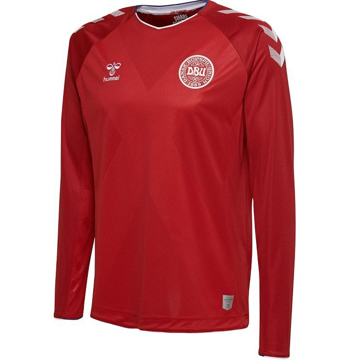 Image of   Denmark home jersey L/S World Cup 2018 - youth-140