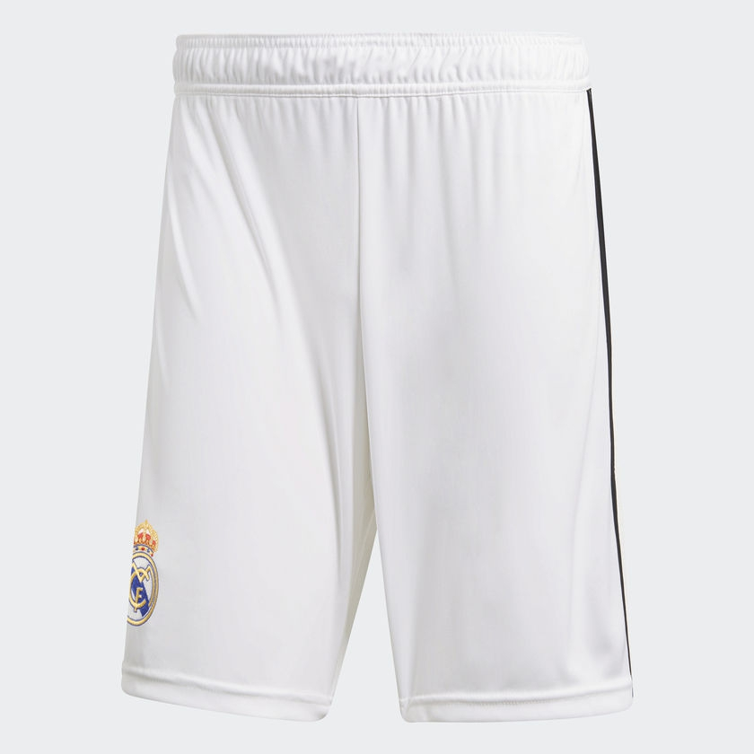 Image of   Real Madrid home shorts 2018/19 - mens-L