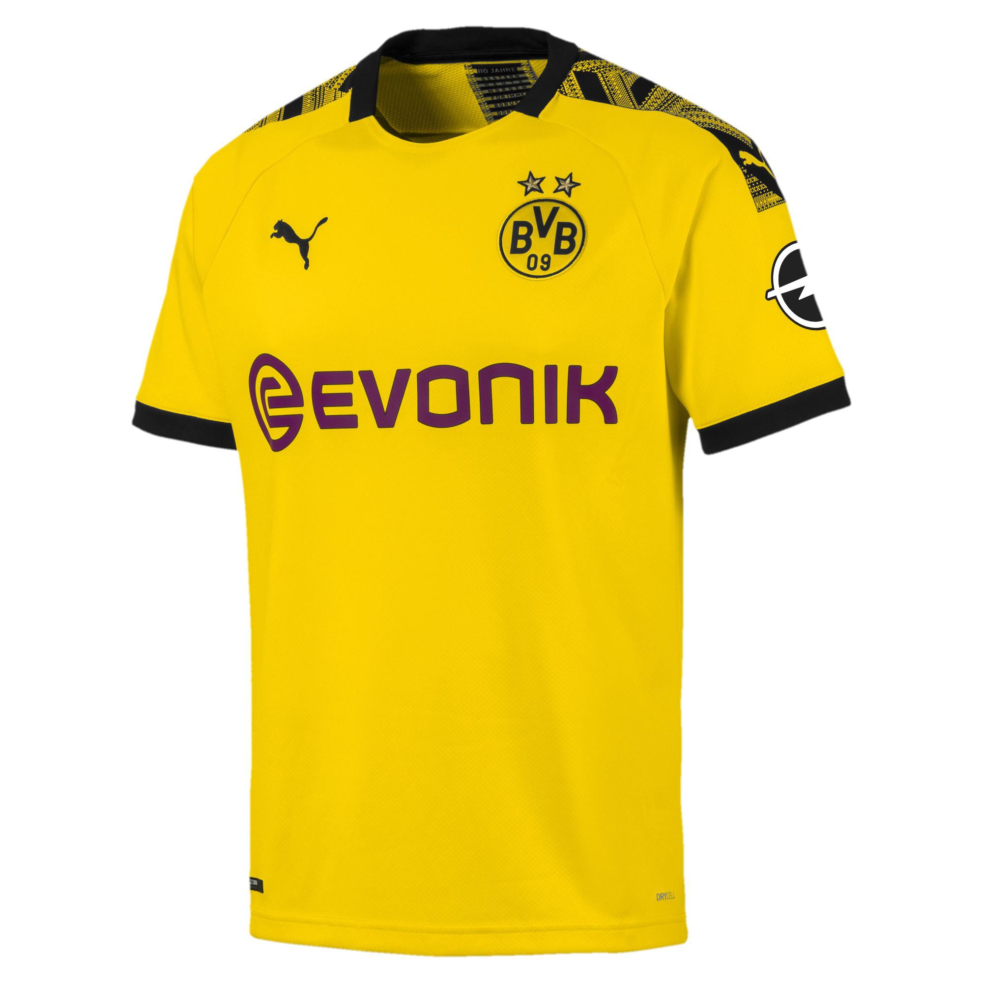 Image of   Dortmund home jersey 2019/20-XL