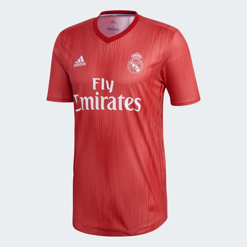 Image of   Real Madrid third jersey 2018/19 - authentic-L