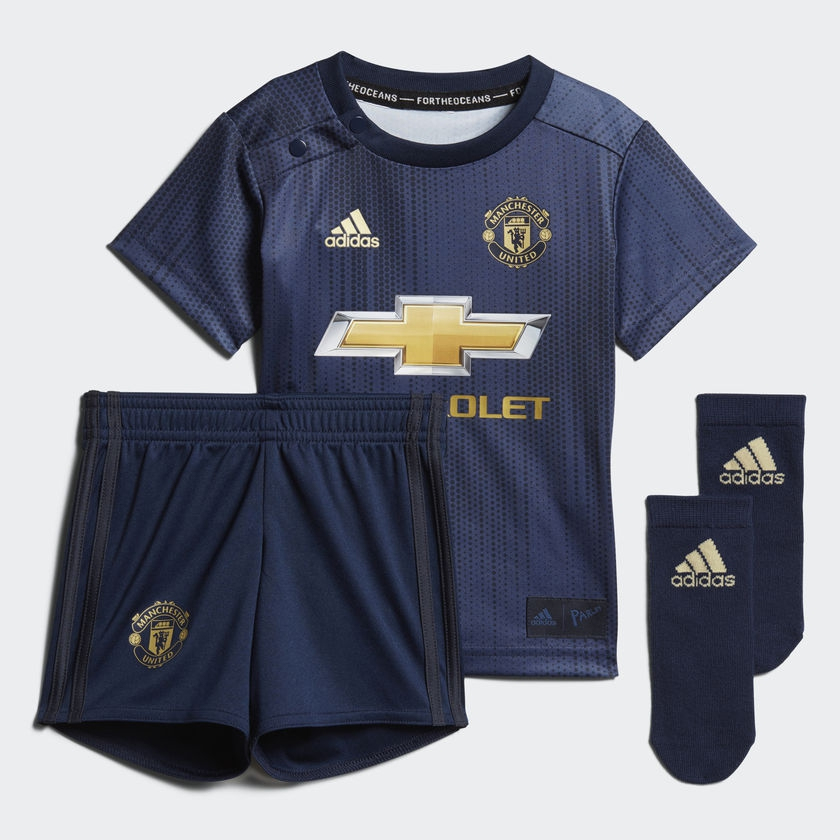 Image of   Manchester United third kit 2018/19 - baby-74