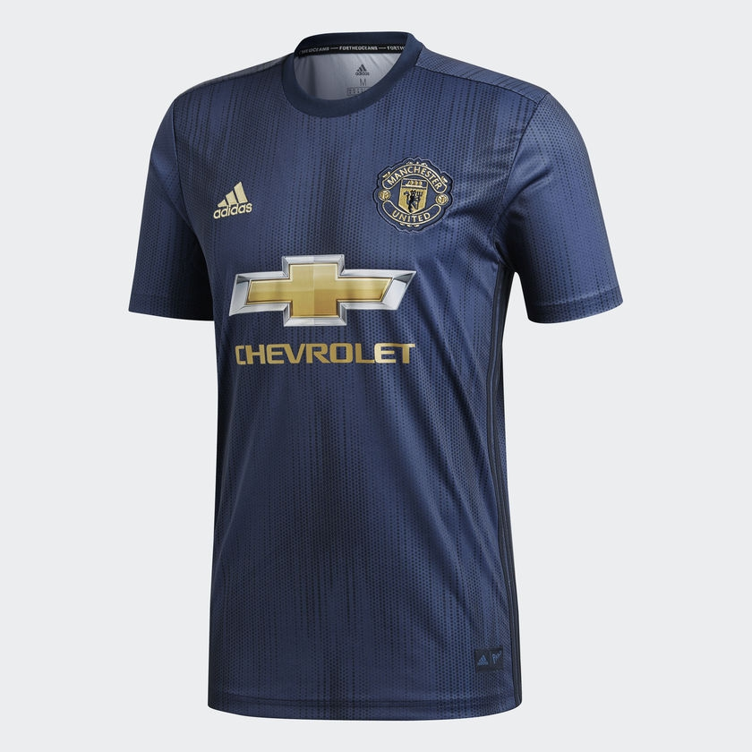 Image of   Manchester United third jersey 2018/19-3XL