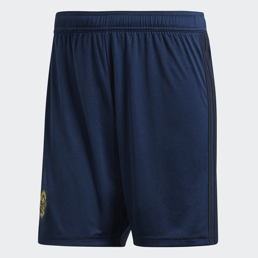 Image of Manchester United third shorts 2018/19-S
