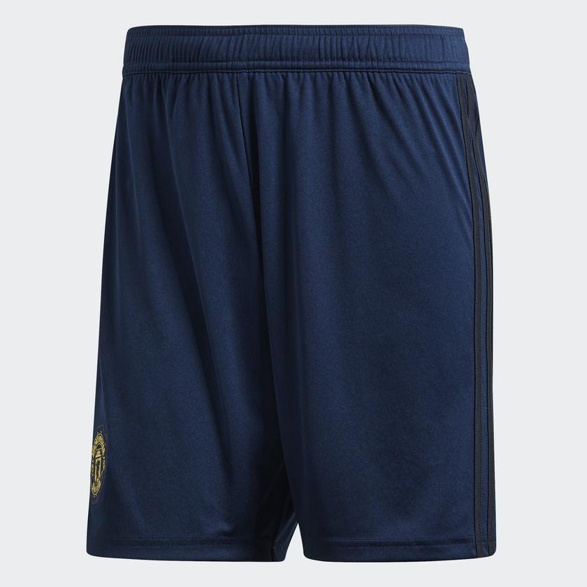 Image of   Manchester United third shorts 2018/19-M