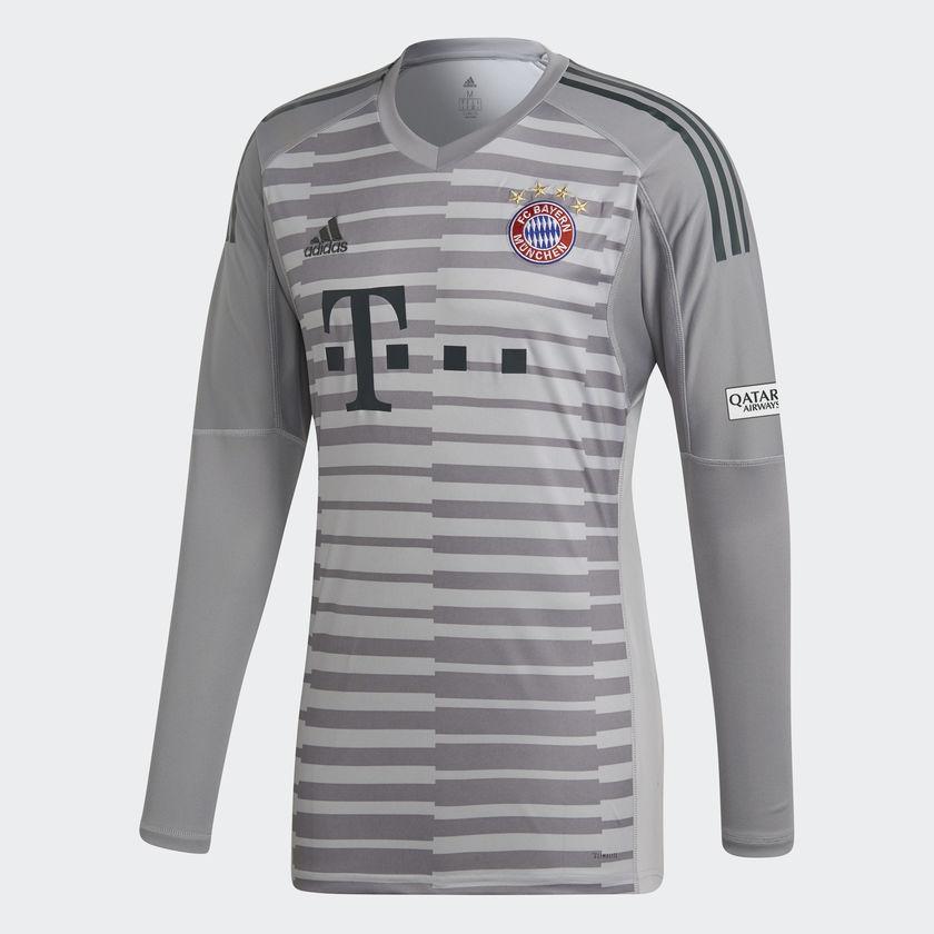 FC Bayern München goalie jersey 2018/19-M