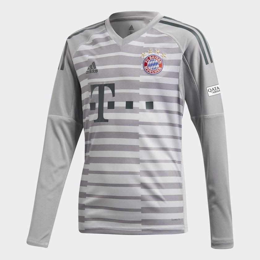 FC Bayern München goalie jersey 2018/19 - youth-128