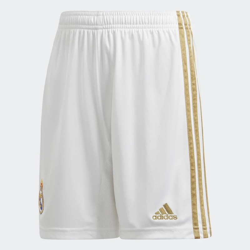 Image of   Real Madrid home shorts 2019/20 - youth-128