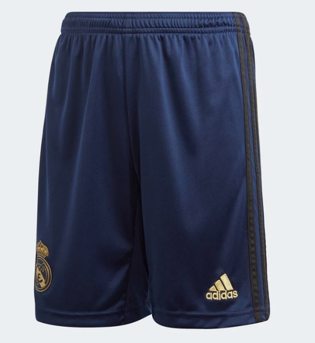Image of   Real Madrid away shorts 2019/20 - youth-140