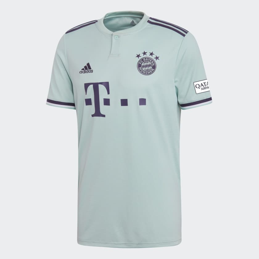 Image of   FC Bayern München away jersey 2018/19-S