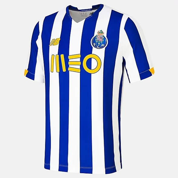 FC Porto Home Jersey 2020/21 - Men´s-XL