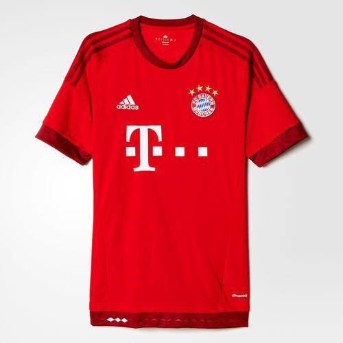 Image of   Bayern München hjemme trøje 2015/16-XL