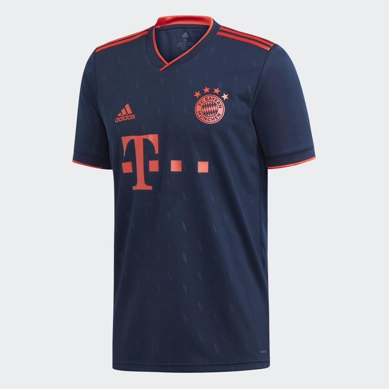 Image of FC Bayern Munich third jersey 2019/20 -L
