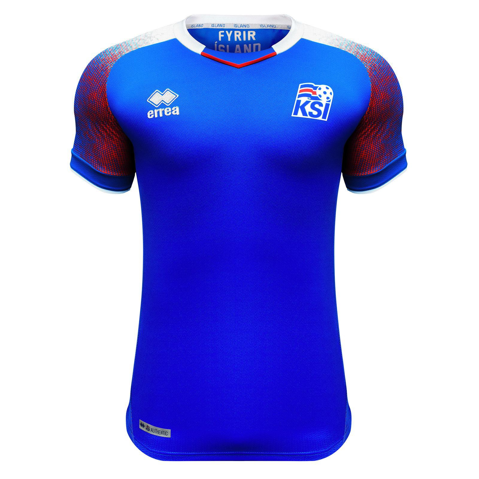 Iceland home jersey World Cup 2018-XL
