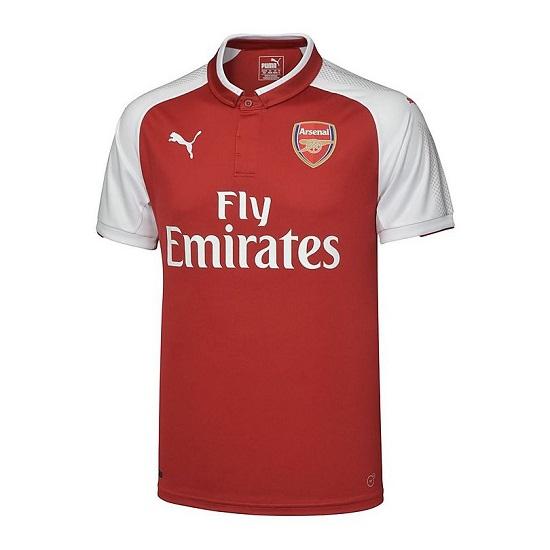 Image of   Arsenal hjemme trøje - 116 | YXS