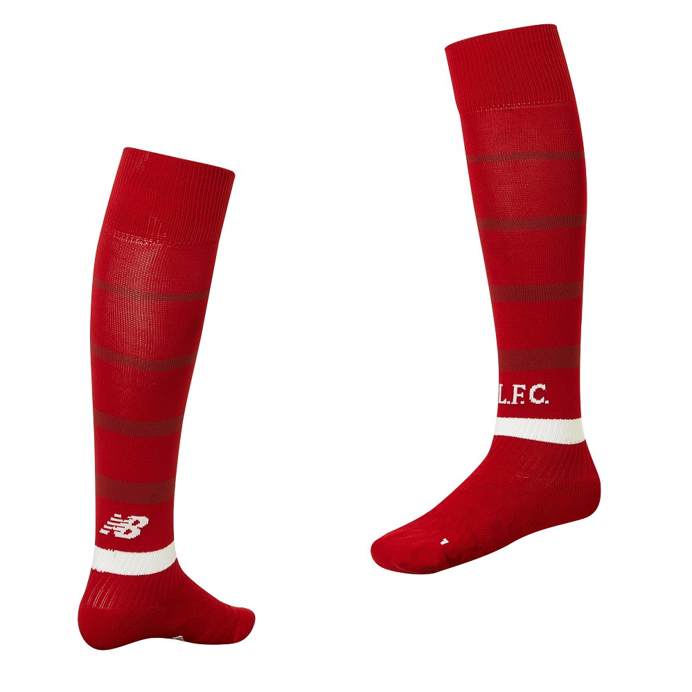 Liverpool home socks 2018/19 - youth-13-3 | 30-35