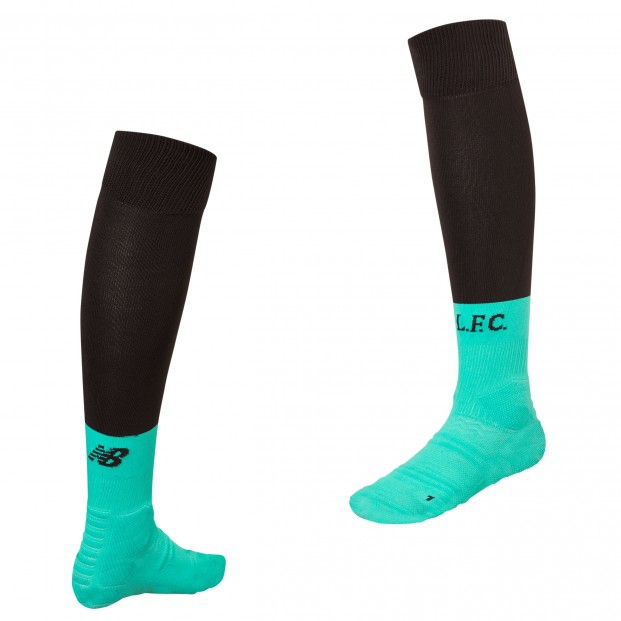 Billede af New Balance, Liverpool third socks 2019/20 - youth-13-3 | 30-35