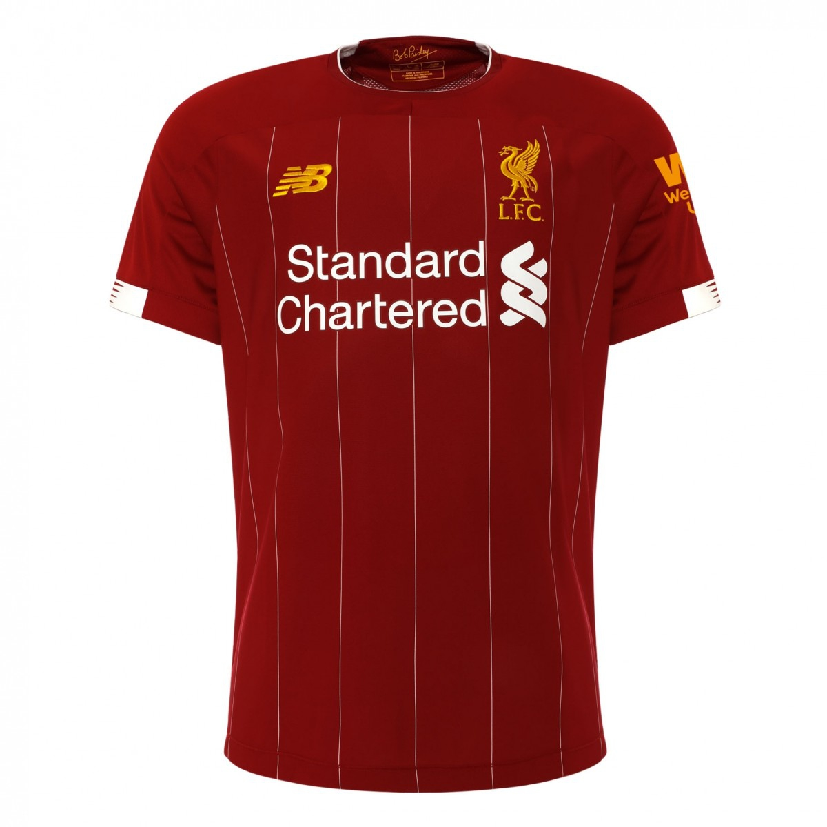 2019-2020 Liverpool Home Football Shirt (Kids)-SB