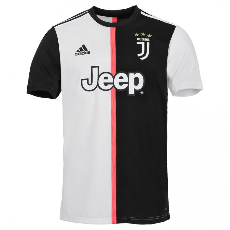 Image of   Juventus home jersey 2019/20-S