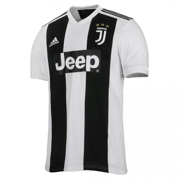 Image of Juventus home jersey 2018/19-XXL