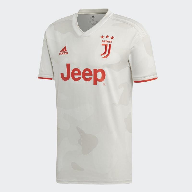 Billede af Adidas, Juventus away jersey 2019/20-M