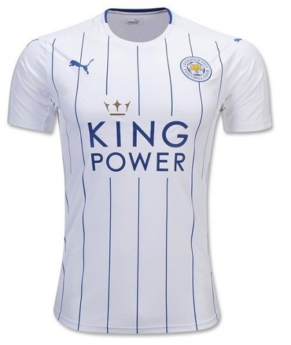 Image of   Leicester City third jersey 2016/17-L