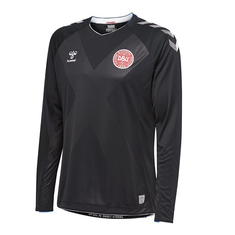 Image of   Denmark goalie jersey L/S 2018/19 - youth-128