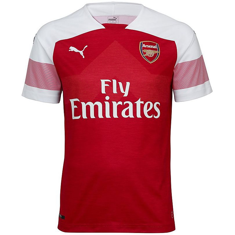 Image of   Arsenal home jersey 2018/19-L
