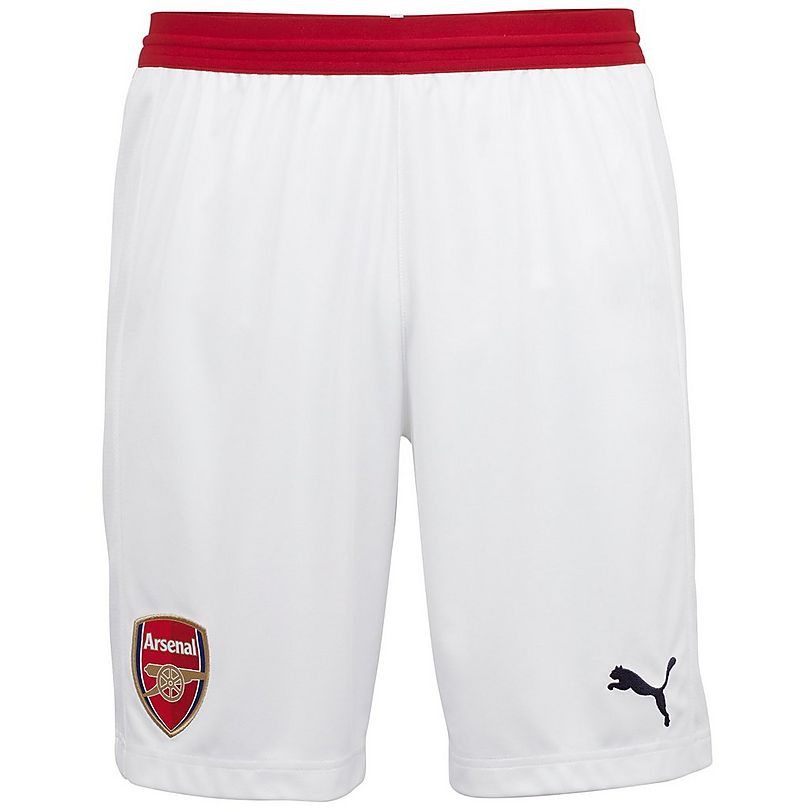 Arsenal home shorts 2018/19-S