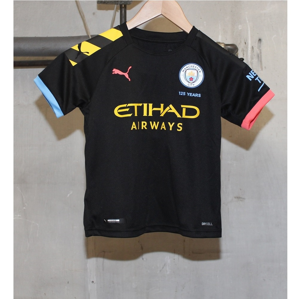 Image of   Manchester City away jersey 2019/20 - youth - Sane 19-128 | YS