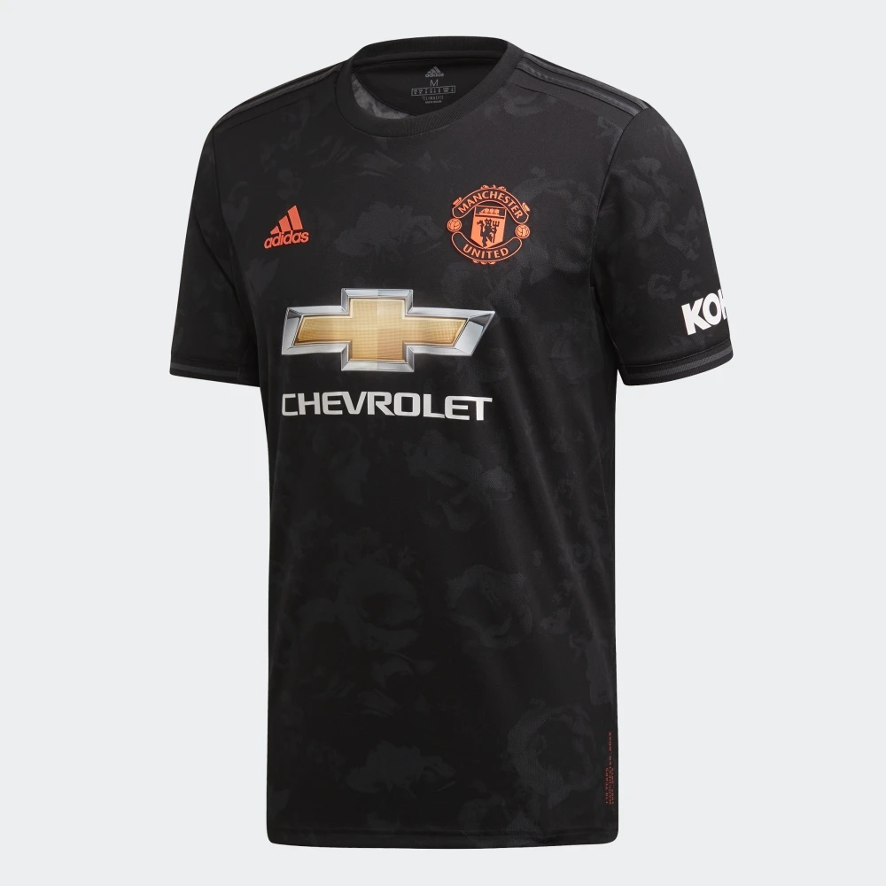 Image of Manchester United third jersey 2019/20 - mens-L