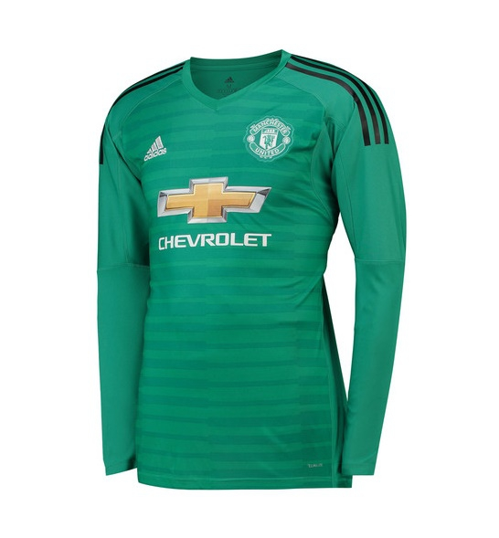 Image of Manchester United goalie jersey 2018/19-S