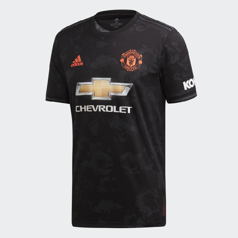 Image of   Manchester United third jersey 2019/20 - mens-4XL
