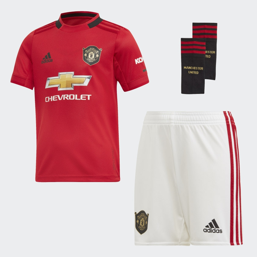 Image of Manchester United home kit 2019/20 - little boys-110