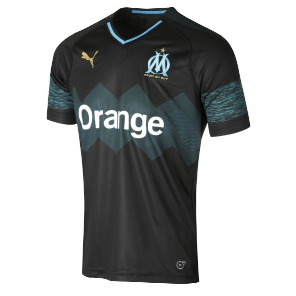 Image of   Marseille away jersey 2018/19-L