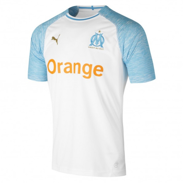 Image of   Marseille home jersey 2018/19-L
