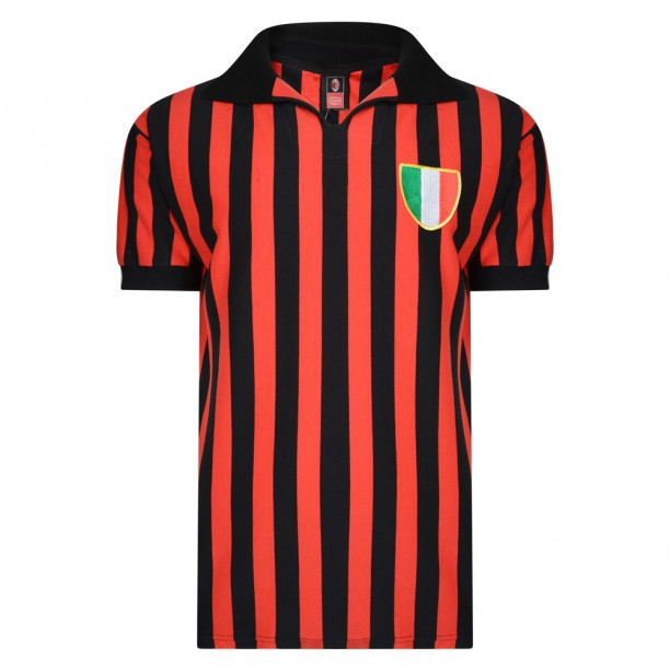 Image of   AC Milan 1963 retro shirt-XL