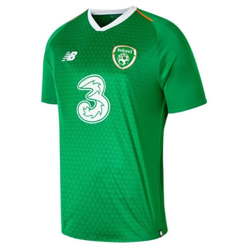 Image of Ireland home jersey 2018/19-M