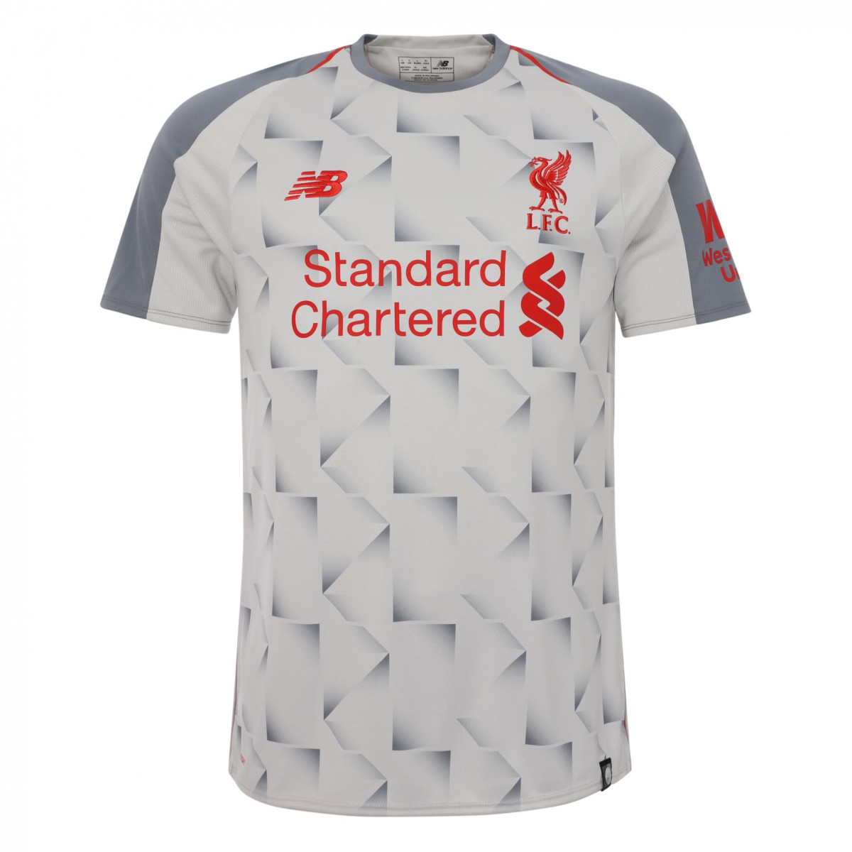 Liverpool third jersey 2018/19 - mens-XXL
